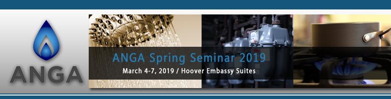 2019 ANGA Spring Seminar