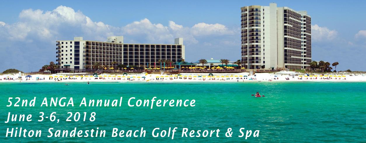 2018 ANGA Annual Conference