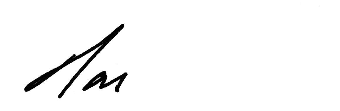 DAn signature