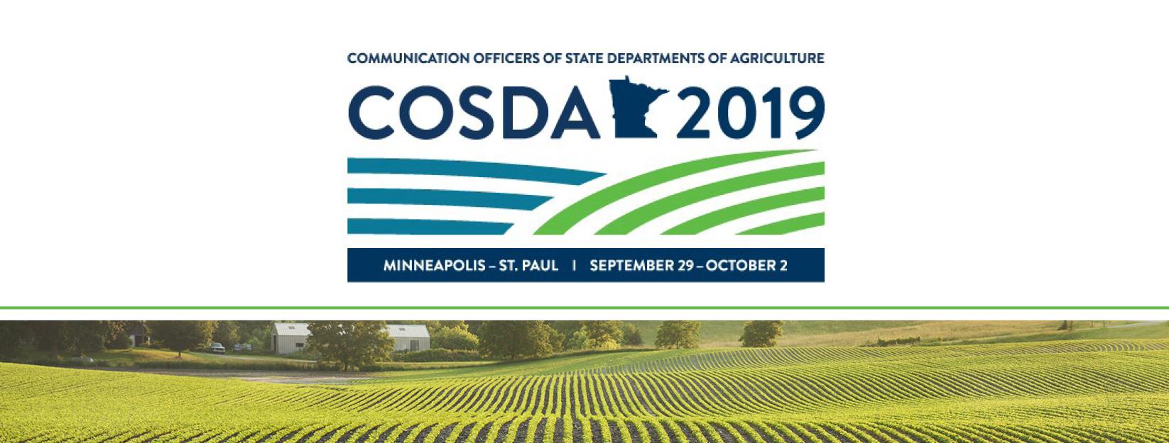 2019 COSDA Annual Meeting