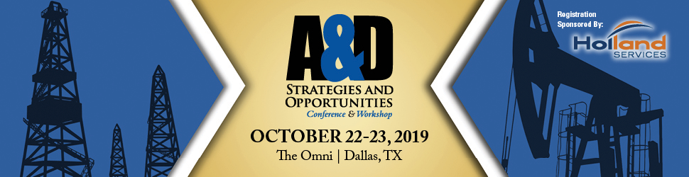 A&D Strategies and Opportunities Conference & Workshop 2019