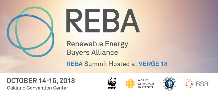 2018 REBA Summit at VERGE 18