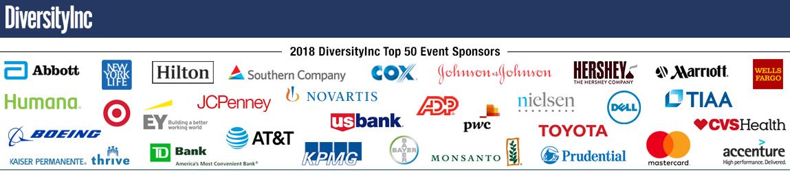 2018 DiversityInc Top 50 Announcement Event