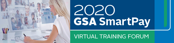 2020 GSA SmartPay Virtual Training Forum