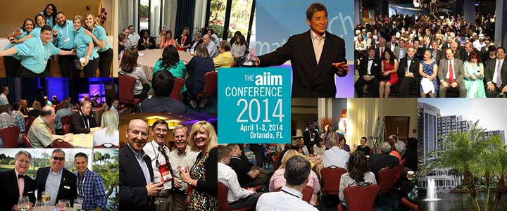 AIIM14 Photo Collage