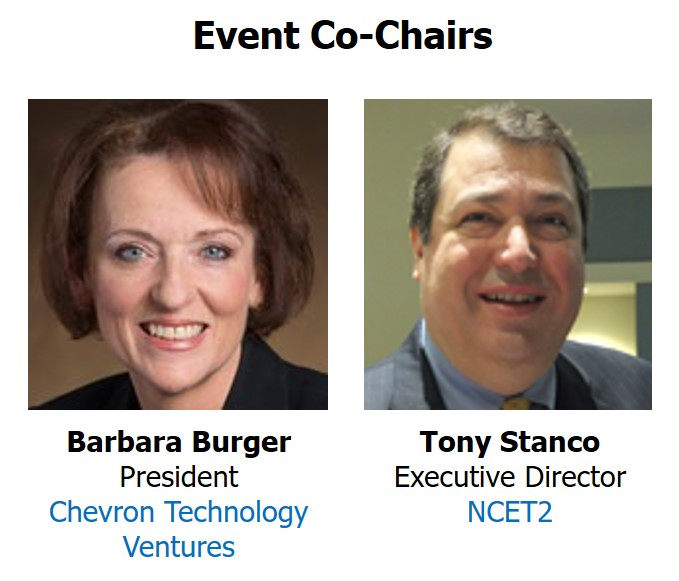 Venture Houston 2018 Co-Chairs