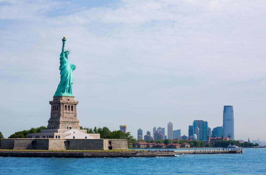 New York Liberty Shift image