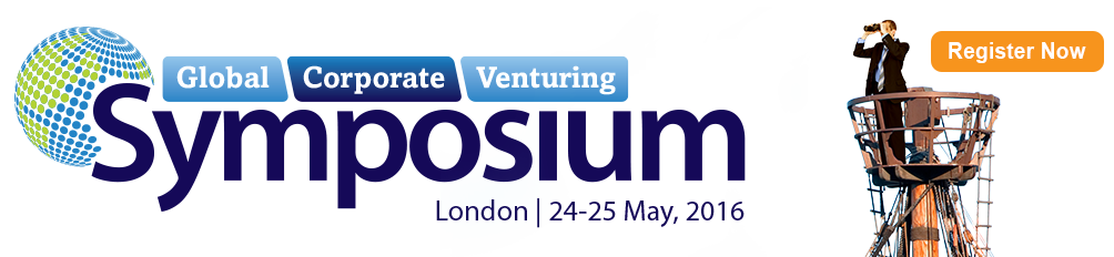 Global Corporate Venturing Symposium 2016