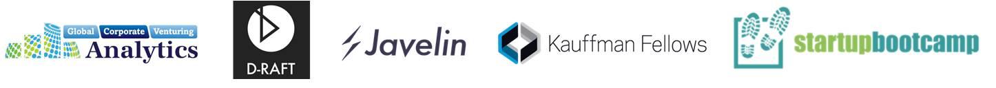Accelerator event partner logos Cvent