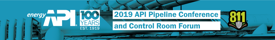 2019 Pipeline Conference and Control Room Forum