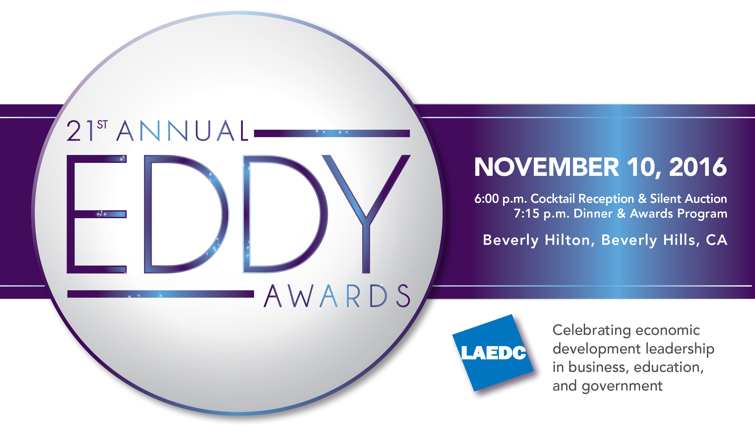 21st Annual Eddy Awards
