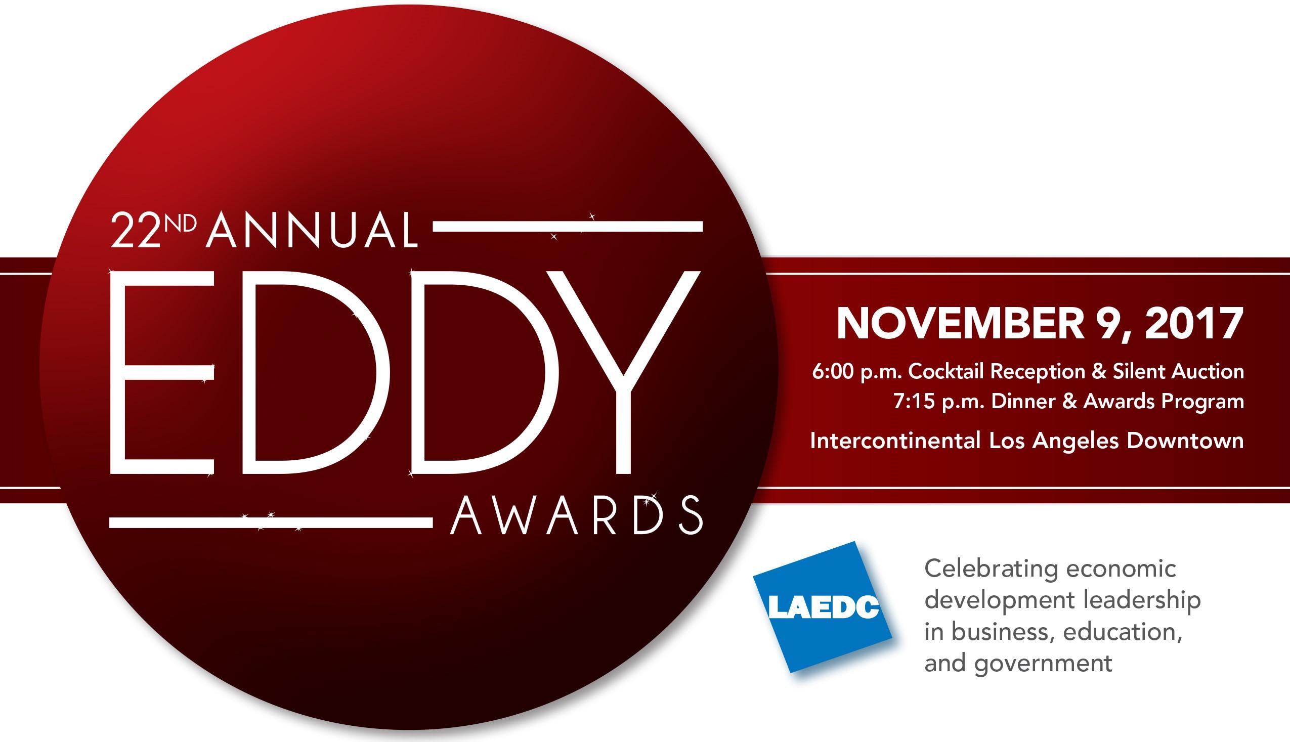 22nd Annual Eddy Awards