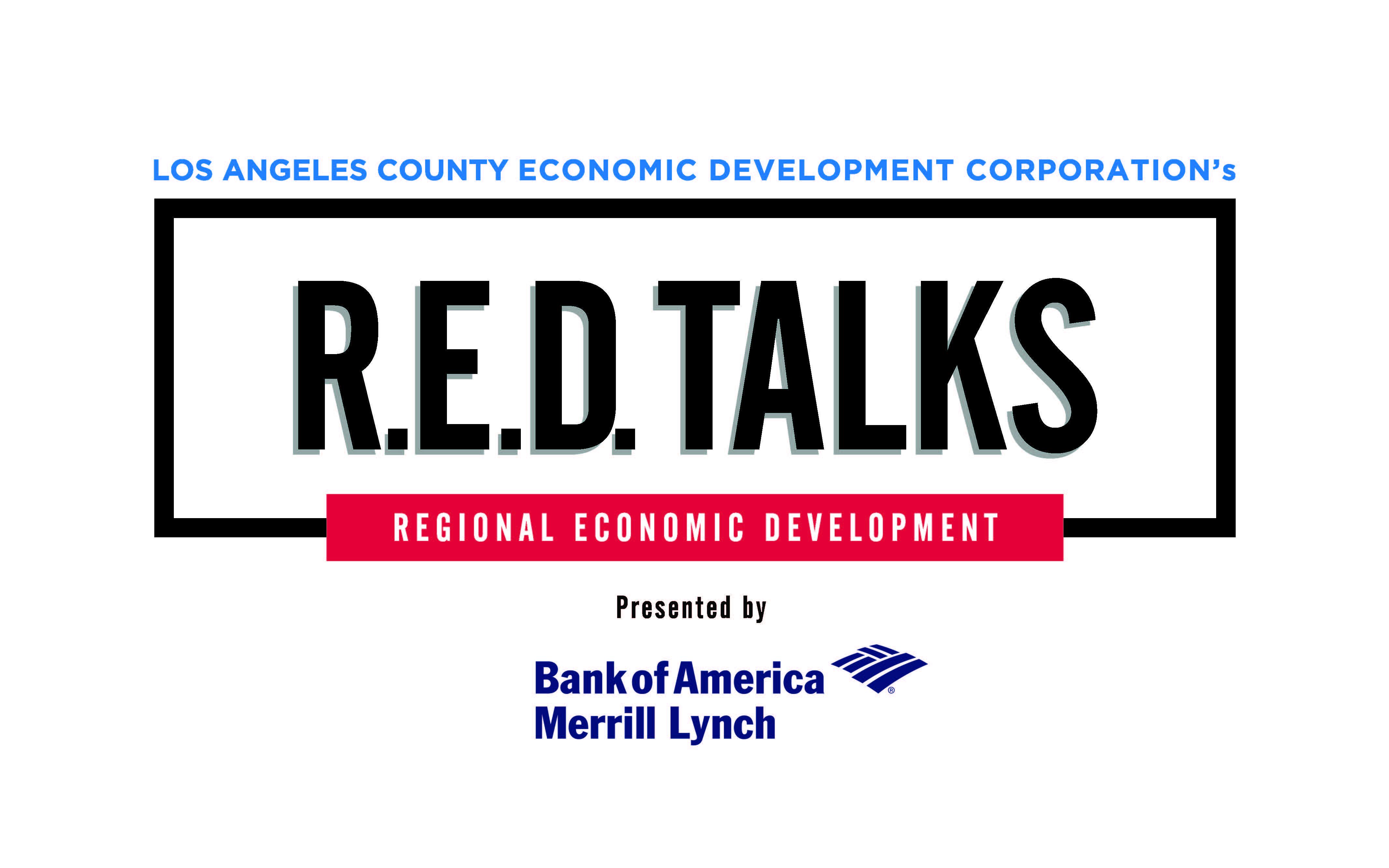 R.E.D.Talks | The Future of the Talent Ecosystem in LA County – a Diverse & Inclusive Workforce