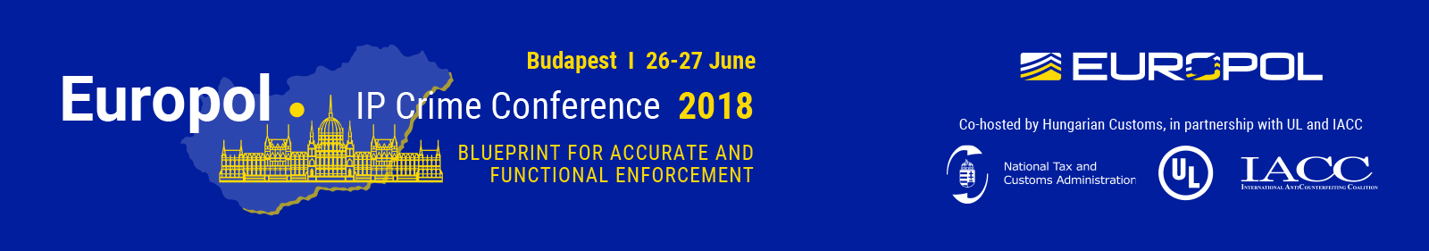 2018 Europol IP Crime Conference