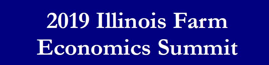 2019 Illinois Farm Economics Summit