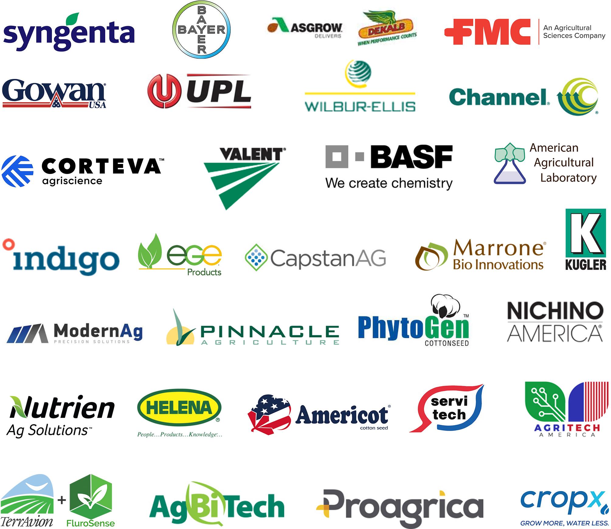 2019 All Sponsor Logos