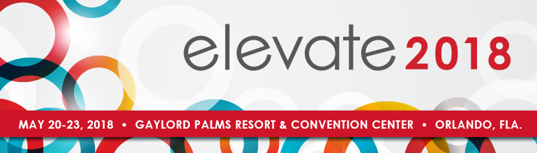 Elevate 2018 Attendee Registration