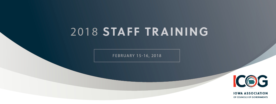 2018 ICOG Staff Training
