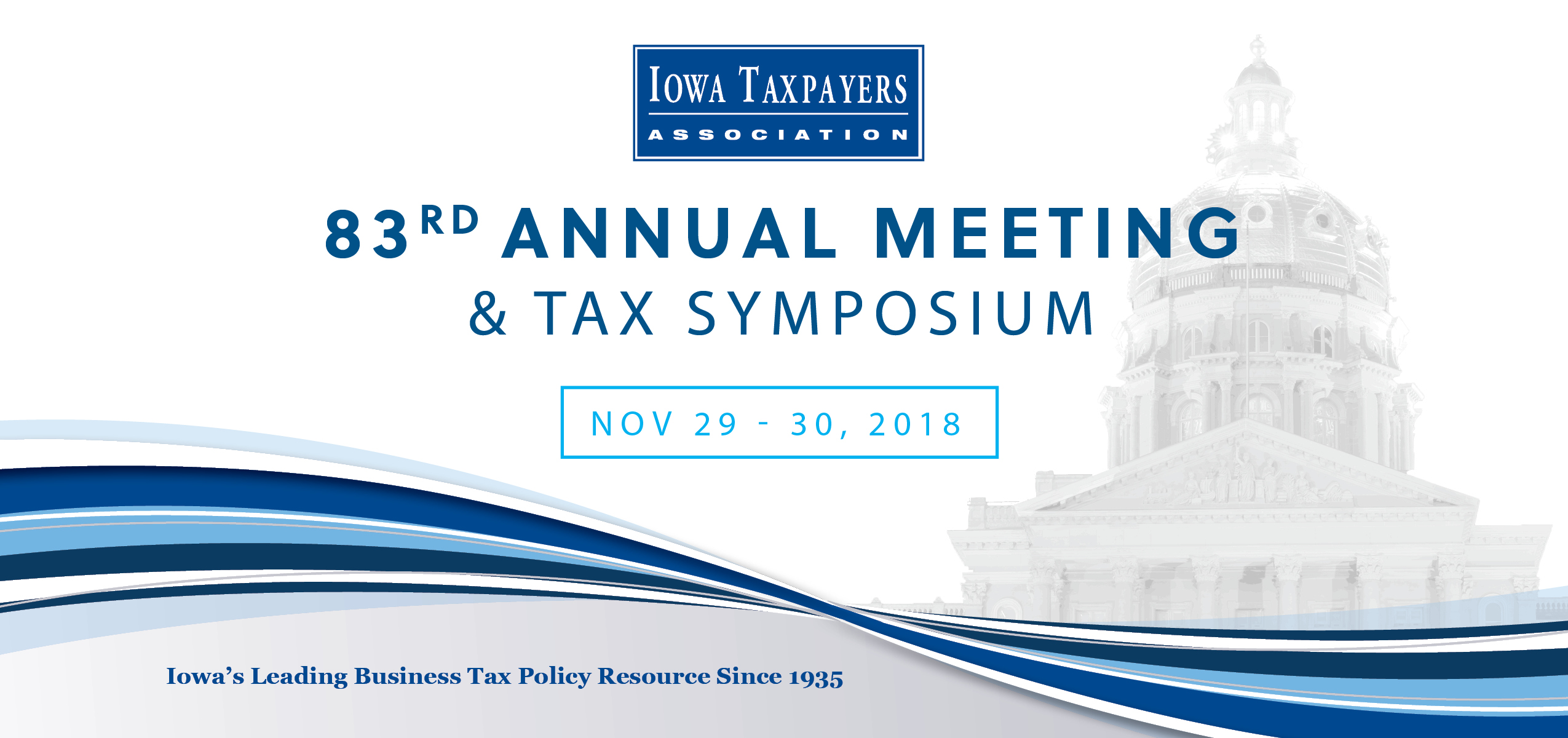 83rd Annual Meeting & Tax Symposium