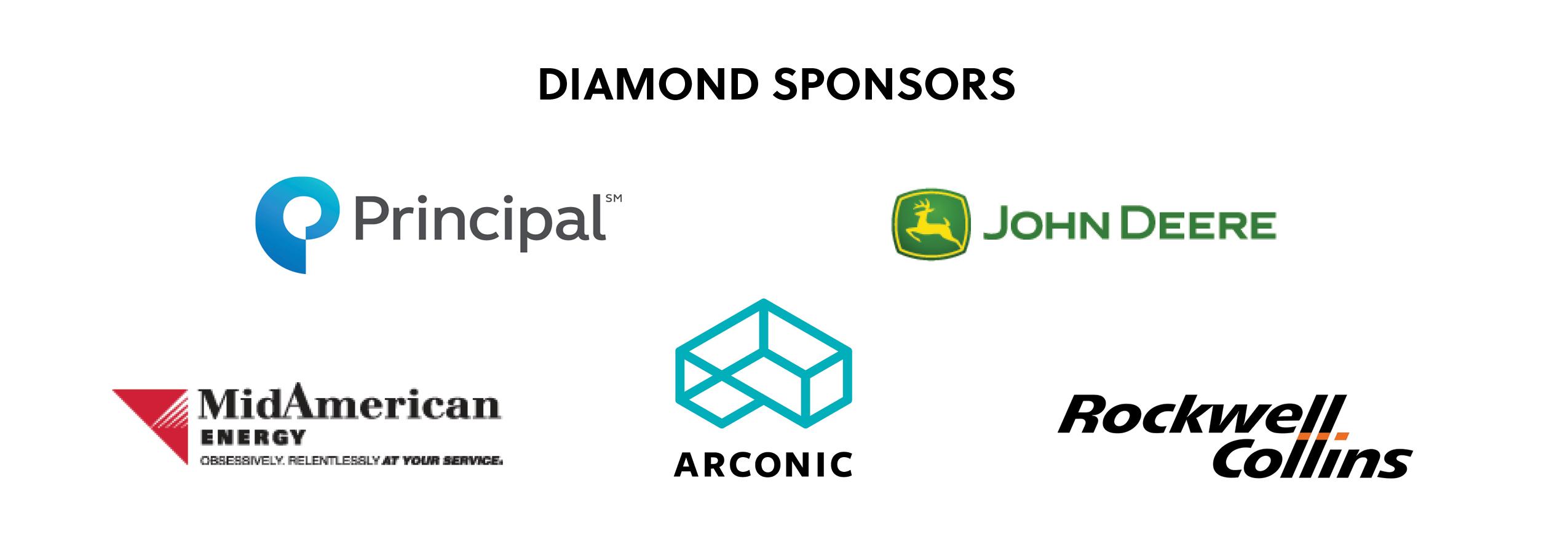 Website - 2018 Diamond Sponsors