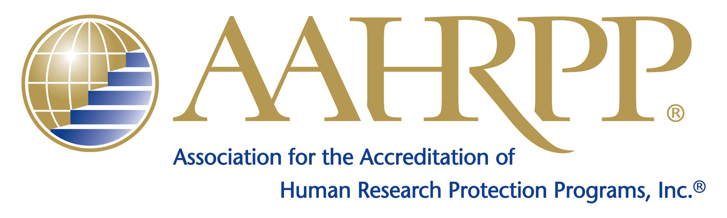 October 17, 2017- AAHRPP New Single IRB Review Standard