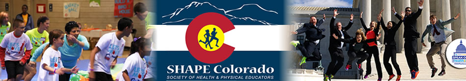 2016 - 2017 SHAPE Colorado Membership