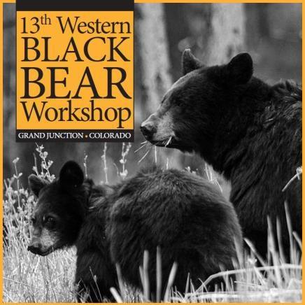 13th Western Black Bear Workshop