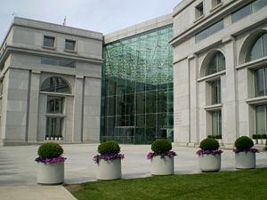 Thurgood Marshall Federal Judiciary Building