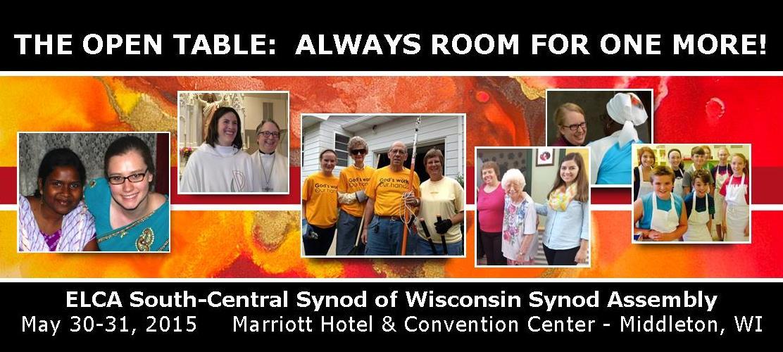 Synod Assembly 2015