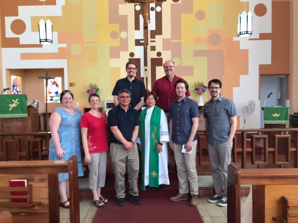 Cultural Immersion with Caribbean Synod