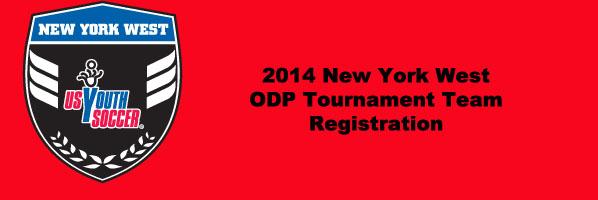2014 Region 1 ODP Tournament