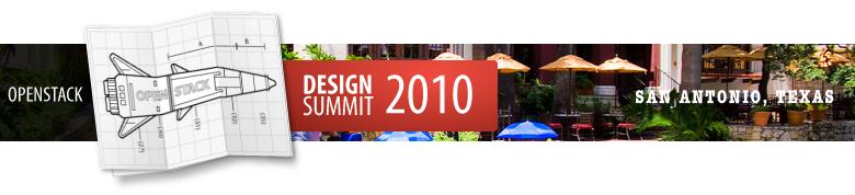 OpenStack Design Summit 2010