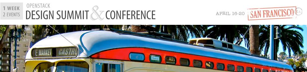OpenStack Conference - San Francisco