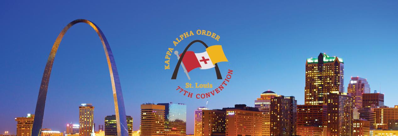 Kappa Alpha Order's 77th Convention & Brotherhood Weekend