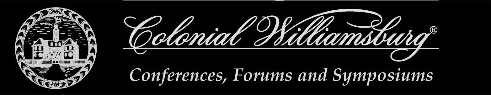 Colonial Williamsburg CFS Black Header (2)