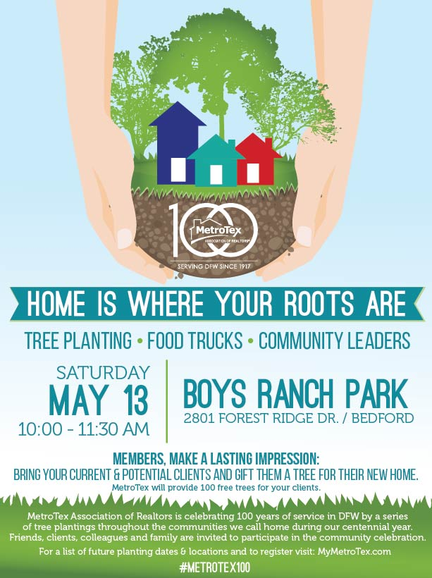 Boys Ranch Park Tree Planting