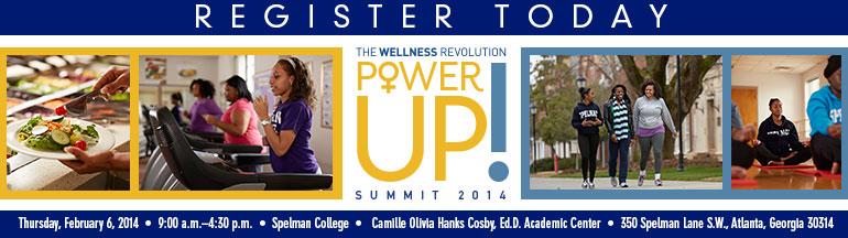 Wellness Revolution Summit 2014: Power Up!