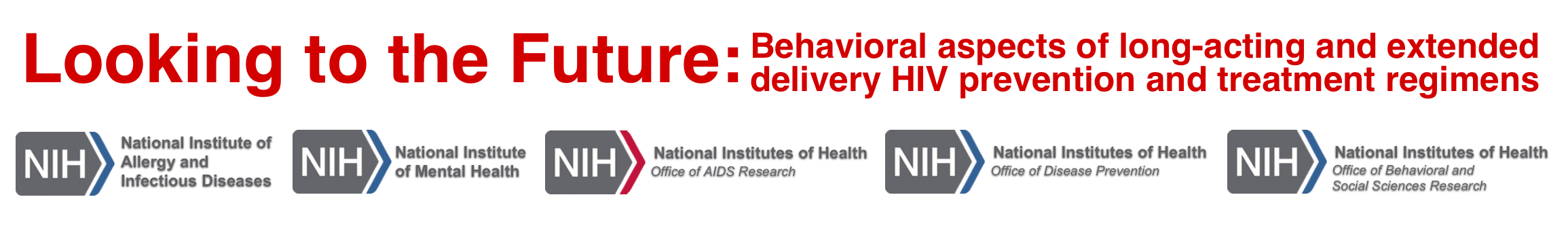 Looking to the Future: Behavioral aspects of long-acting and extended delivery HIV prevention and treatment regimens