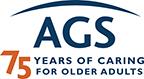 AGS-75th logo