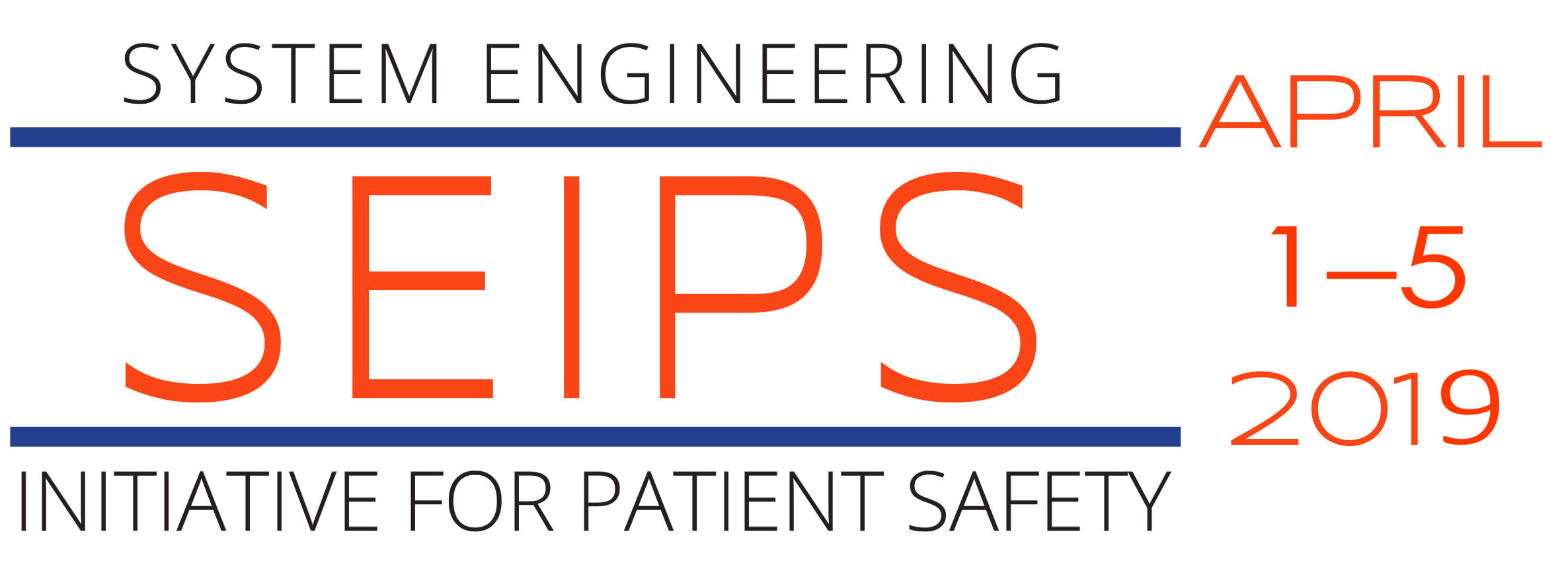 CANCELLED - 2019 System Engineering Initiative for Patient Safety