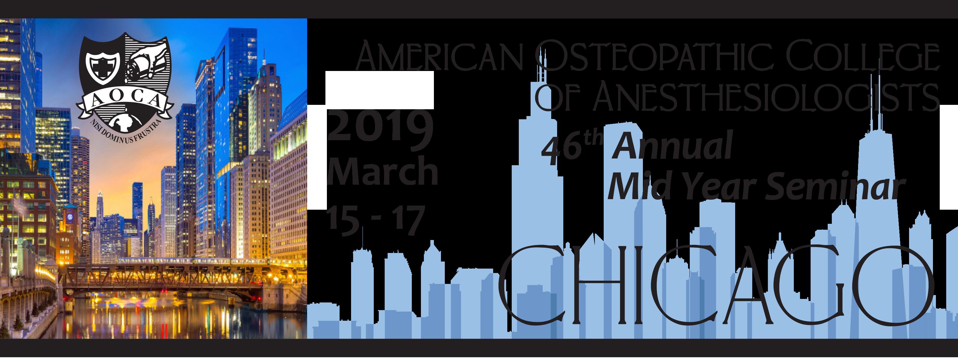 2019 AOCA Midyear Seminar