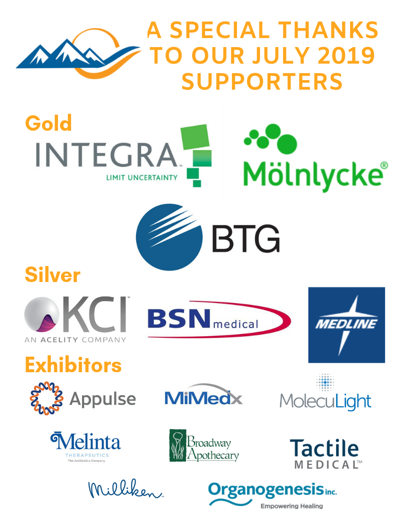 A Special Thanks to our July 2019 Sponsors (1)