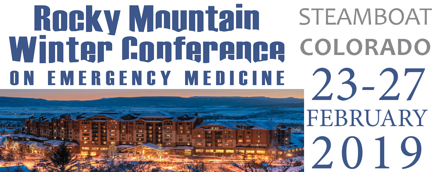 2019 Rocky Mountain Winter Conference