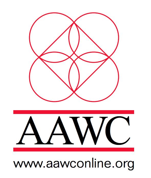 AAWC tall logo