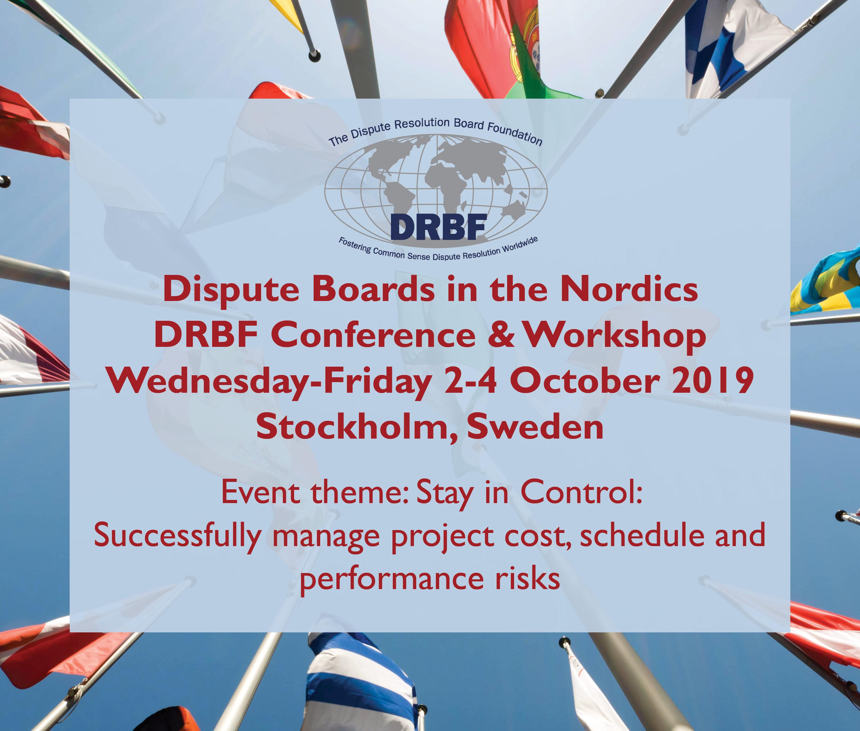LOGO DRBF Nordics Conference
