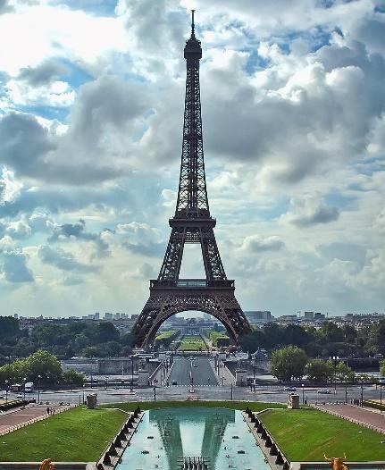 Eiffel Tall