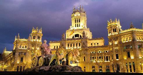 MadridMonument