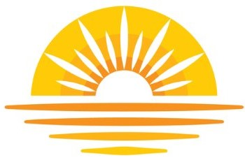 sunrise-sunset-sea-logo-vector-icon-vector-id1064571654 (2)