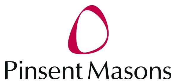 Pinsent Masons logo COL