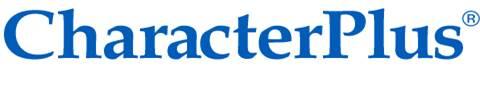 CharacterPlus logo